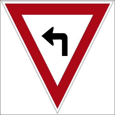 R1.2 Road Sign